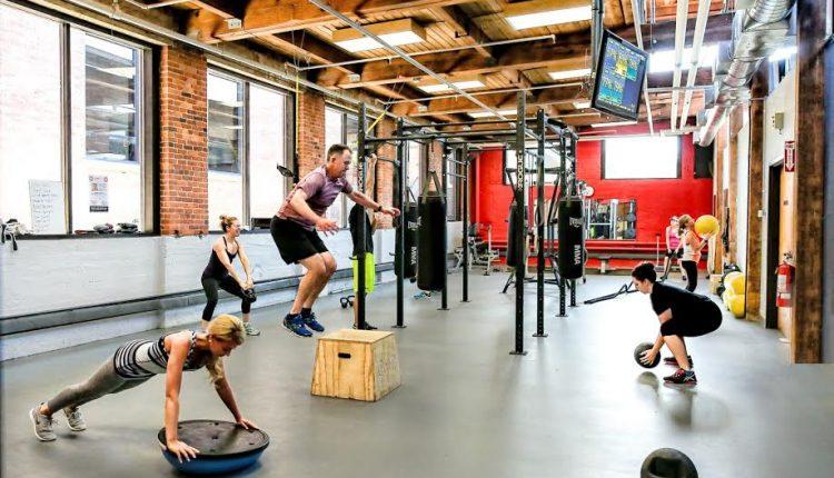 Fitness Training Center